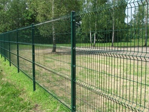 Mesh wire fence in Lagos by Scaffold Equipment Nigeria Limted