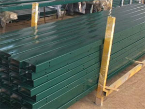 Fencing mesh wire posts in Lagos by Scaffold Equipment Nigeria Limited